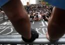 Un nuovo giorno di proteste a Hong Kong