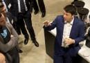 Renzi overseas