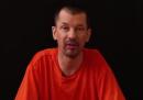 Il video di John Cantlie diffuso dall'IS