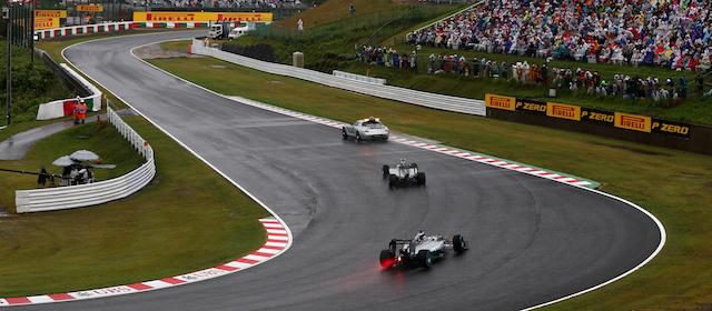 Risultati Gran Premio del Giappone Formula 1