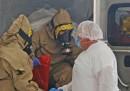 C'è un nuovo caso di ebola in Texas