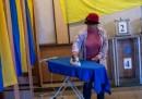 Si vota il nuovo parlamento in Ucraina