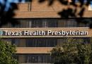 Il primo caso di ebola diagnosticato negli Stati Uniti