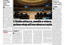 """Il quotidiano """"Europa"""" sta per chiudere, dicono i suoi giornalisti"""