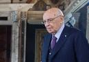La deposizione di Giorgio Napolitano