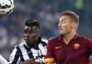 Le foto di Juventus-Roma 3-2