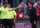 Marco Miccoli su Juventus-Roma