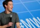 Mark Zuckerberg e la solita maglietta