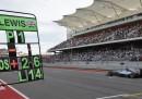 Lewis Hamilton ha vinto il Gran Premio degli Stati Uniti di Formula 1