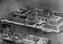 La chiusura di Ellis Island, 60 anni fa