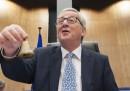 Juncker: «I greci hanno parlato, mi piacerebbe capire cosa hanno detto»