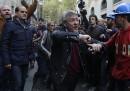 Alfano: il video di Gazebo sugli scontri di Roma non smentisce la mia ricostruzione