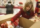 Quelli che pagano i regali degli altri, a Natale