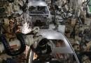 A dicembre la produzione industriale italiana è calata dello 0,8% rispetto al mese prima e del 5,5% rispetto a un anno prima