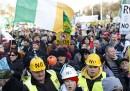 In Irlanda sono ricominciate le proteste contro le tariffe sull'acqua
