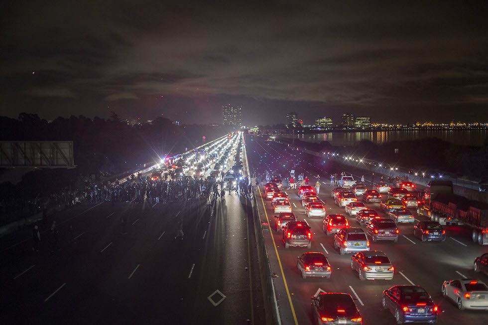 Proteste Berkeley
