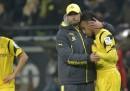 Il Borussia Dortmund ultimo in classifica
