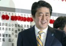 Abe ha stravinto le elezioni in Giappone