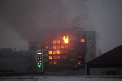 Groznyj, Cecenia, Russia