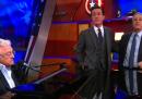 "L'ultima puntata del ""Colbert Report"""