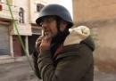 Il video di Corrado Formigli a Kobane
