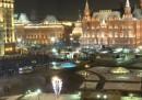 Le proteste di Mosca