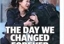 Le prime pagine dei giornali in Australia