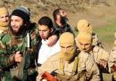 L'IS ha catturato un pilota giordano