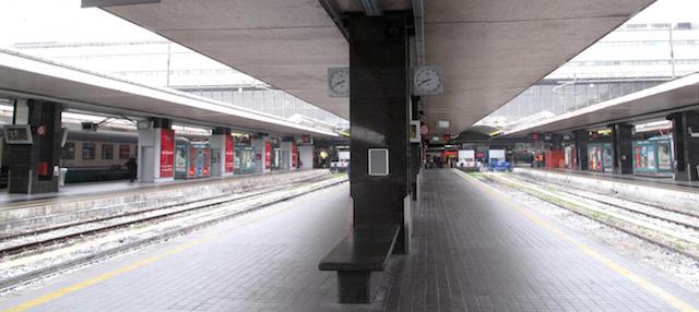 sciopero treni trasporto ferroviario domenica 14 dicembre