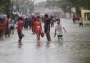 Il tifone Hagupit si sta indebolendo