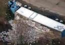 L'incidente al camion del New York Times