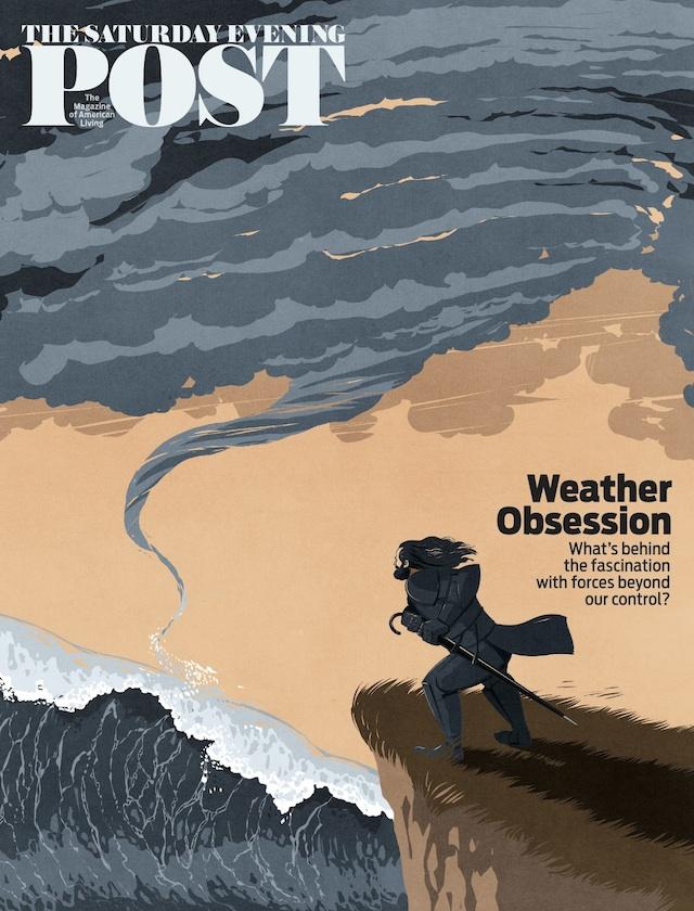 weather obsession impaginato