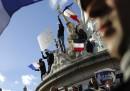 La diretta streaming della marcia repubblicana a Parigi