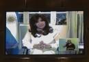 Cristina Kirchner scioglierà i servizi segreti