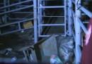 A bordo del mercantile Ezadeen – video