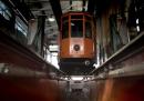 Il tram e il Duomo di Milano, due storie