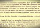Pino Daniele, il lungo post di Jovanotti