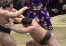 Un record storico, nel sumo