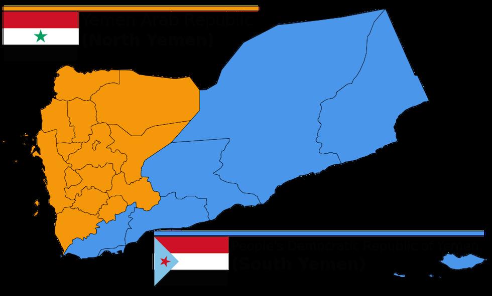 Cartina Yemen.Cos E Al Qaida In Yemen Spiegato Il Post