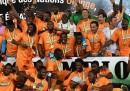 Il gran finale della Coppa d'Africa