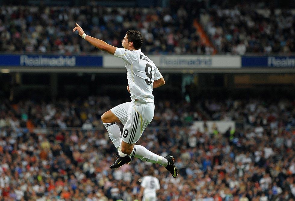 Real Madrid v Xerez CD - La Liga