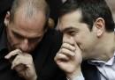 La Grecia ha chiesto l'estensione degli aiuti