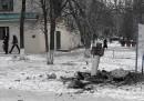 Il bombardamento di Kramatorsk