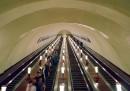 La vita nella metropolitana di Mosca