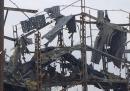 Cos'è rimasto dell'aeroporto di Donetsk
