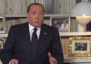 Il video di Silvio Berlusconi che accusa il PD di non avere rispettato i patti
