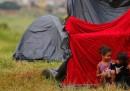 I campi occupati dai lavoratori senza casa a Brasilia