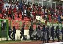 Guinea Equatoriale-Ghana è finita male