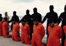L'ISIS ha diffuso un video che dice di mostrare la decapitazione di diversi ostaggi copti egiziani in Libia