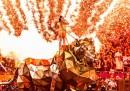 Lo show di Katy Perry al Super Bowl 2015
